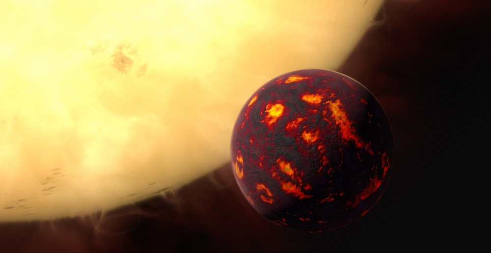 Super-Terre 55 Cancri