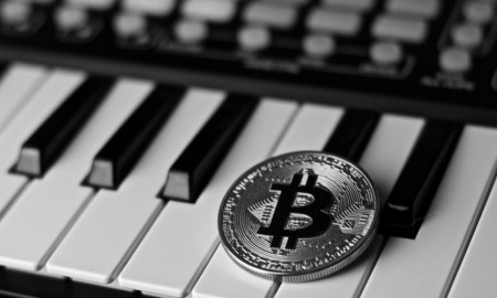 La musique de la blockchain