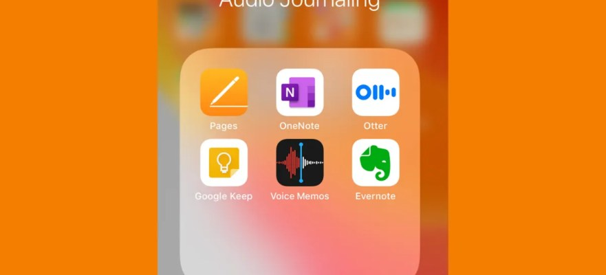 6 Free Audio Journaling Apps