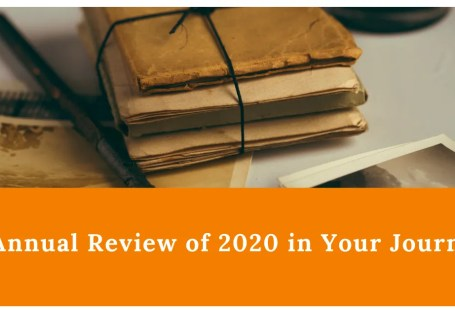 Annual Review of the Year in Your Journal