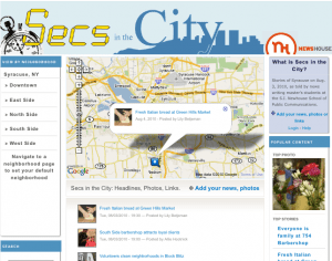 Secs in the City  -