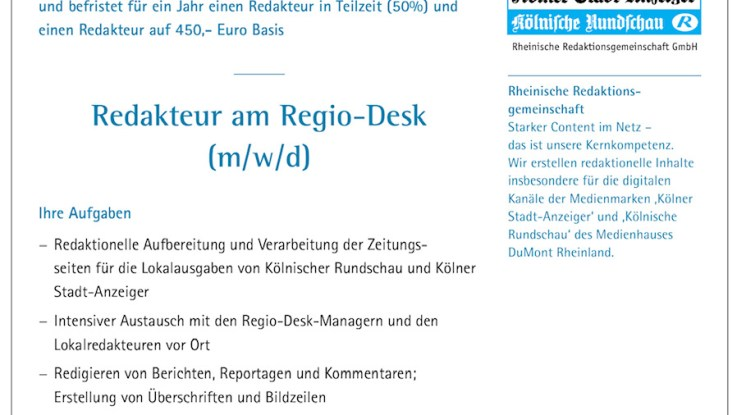 jobs auf 450 euro basis