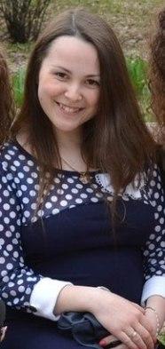 Ірина Тепаленко - у відпустці з догляду дитини