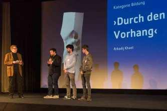 Pressearbeit für die Lange Nacht des Menschenrechtsfilmpreises