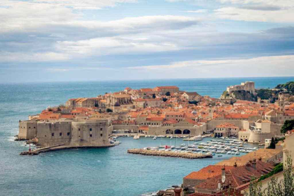 How to travel overland from Europe to Asia – everything you need to know about routes, borders and visas - Journal of Nomads - Croatia - Dubrovnik