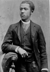 Portrait of George Freeman Bragg