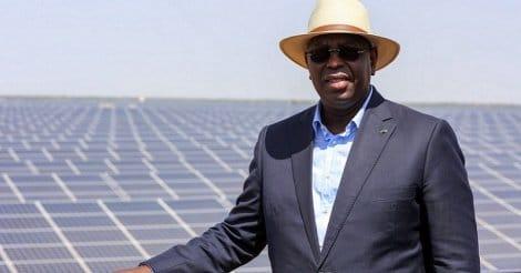 la centrale solaire photovoltaïque de Malicounda