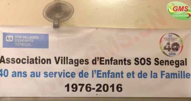 Association village d'enfant SOS Sénégal recrute un responsable