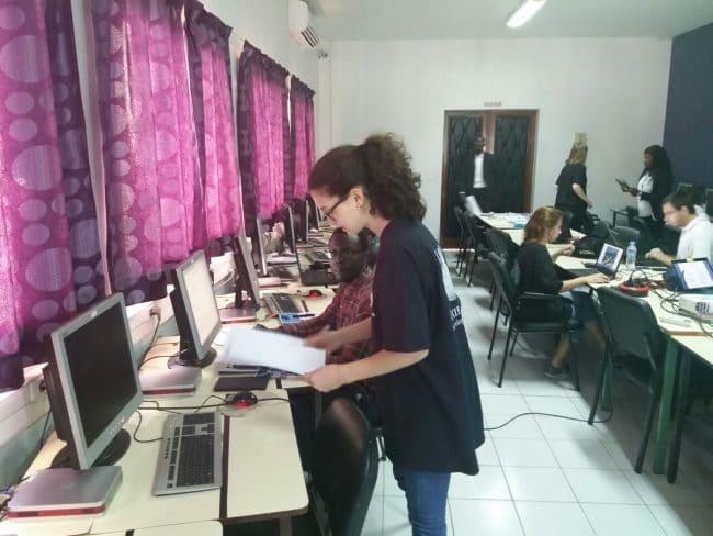 Atelier de formation sur les contenus de wikipédia à l'AUF