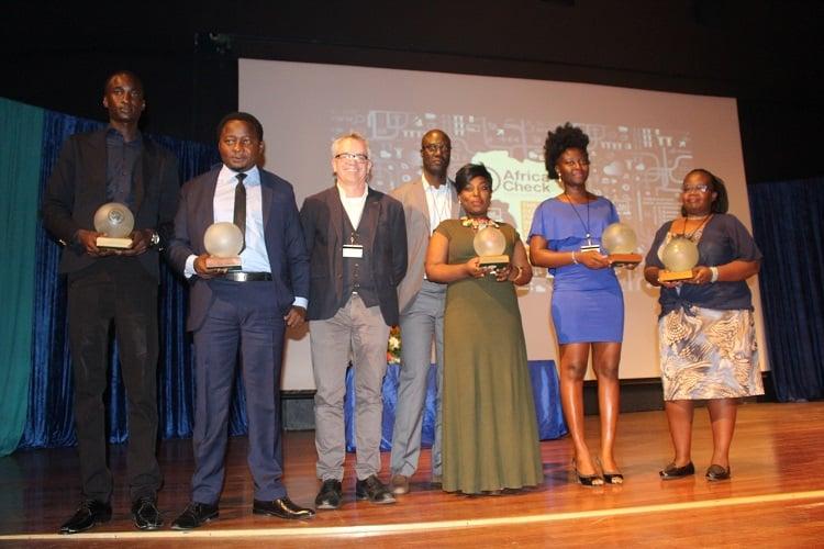 Prix africains 2017 de fact-cheking