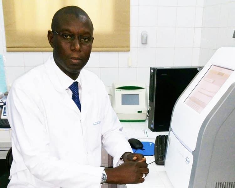 Distinction des travaux scientifiques du Professeur Daouda Ndiaye