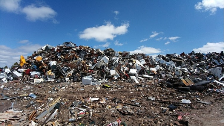 déchets/déchets d'ici 2050