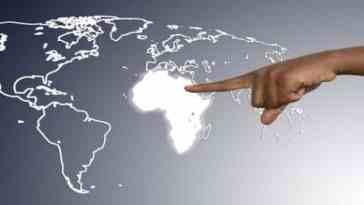 prospérité de l'Afrique/Conférence Africaine sur la Régulation et l'Économie Numérique