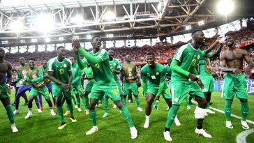 victoire des Lions/Mondial 2018