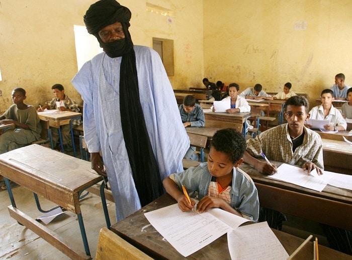 Education-Mali