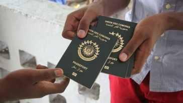 circulation sans visas/index Henley des passeports 2018