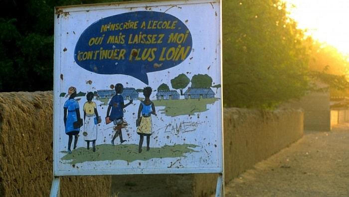éducation au Tchad
