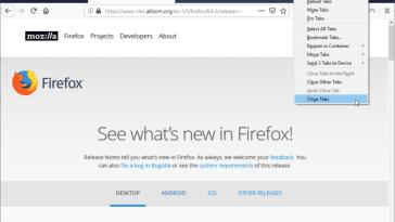 Firefox 64