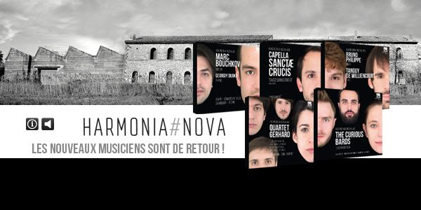 Lancement officiel de la collection  Harmonia#nova à La Courroie - Zibeline