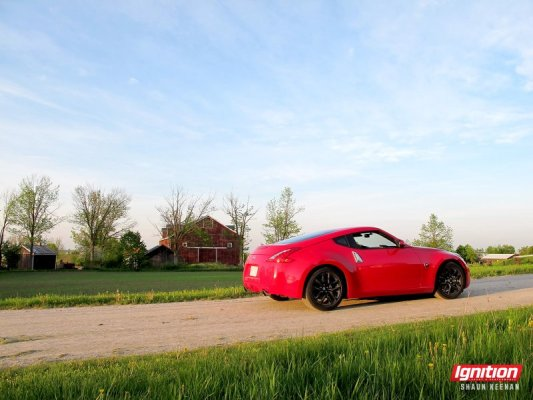 2016 Nissan 370Z Coupe Enthusiast Edition | Shaun Keenan for Ignition