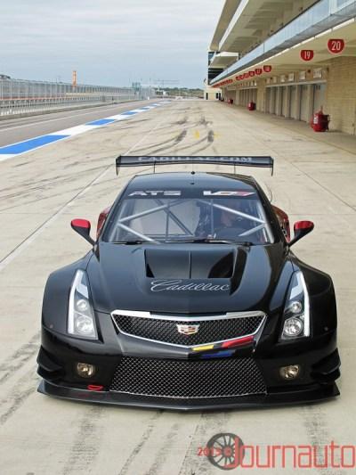Cadillac ATS-V.R GT3 | Shaun Keenan