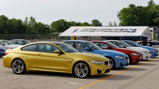 2015 BMW M4 Coupe Austin Yellow