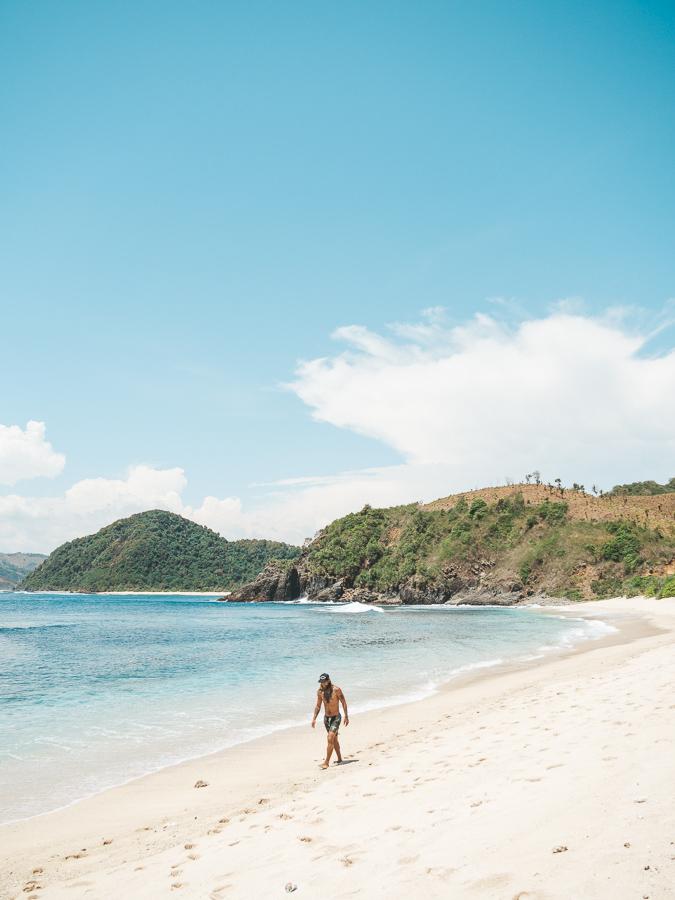 SEMETI BEACH (PANTAI) IN LOMBOK - ADVENTURE DAY - Journey Era