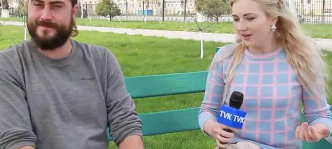 Jakob Interviewed on Kazakhstan National Television
