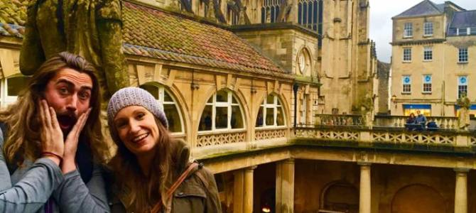 Medieval Baths and Hot Springs in BATH