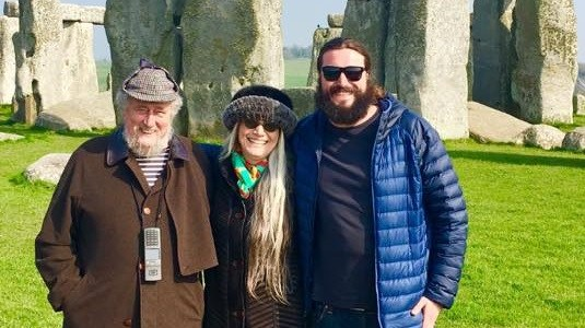 Family Visit to Stonehenge