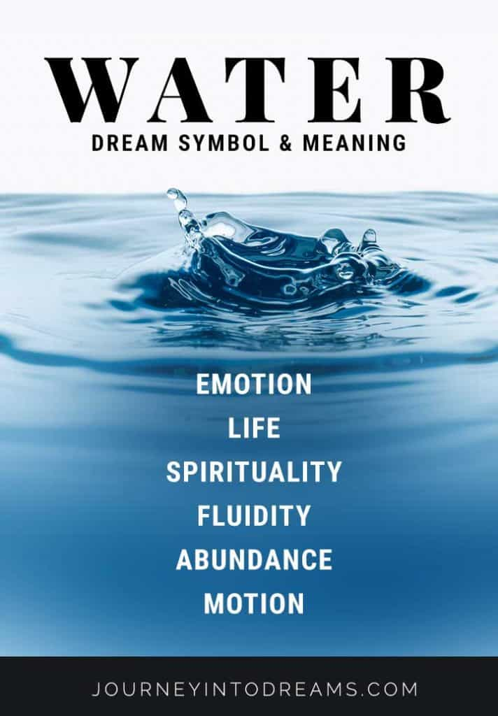 Dream Interpretation Water Coming Through Ceiling
