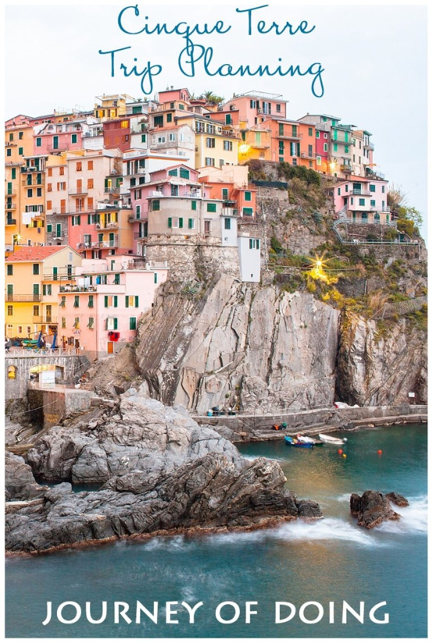 A collection of resources to inspire your Cinque Terre trip planning - and links to our updates on all our favorite experiences in the five villages!