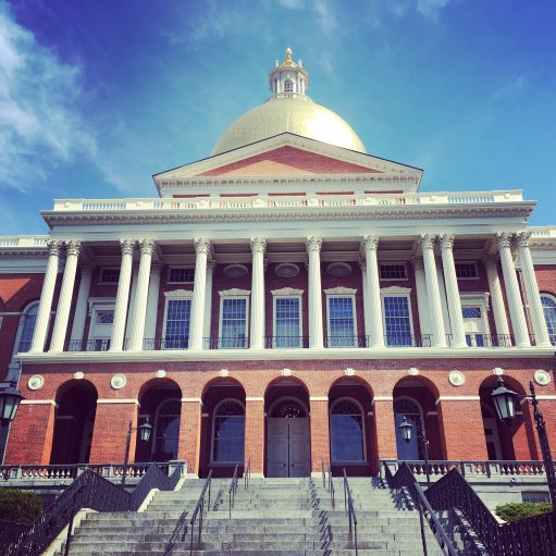 The State House, Boston