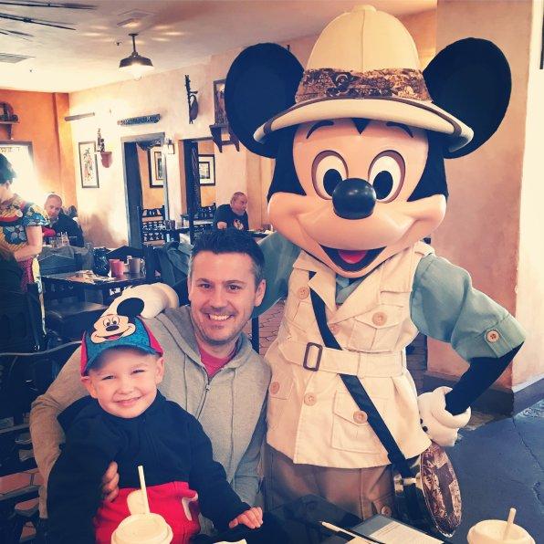 Disney World, Orlando, Florida, Animal Kingdom, Tusker House