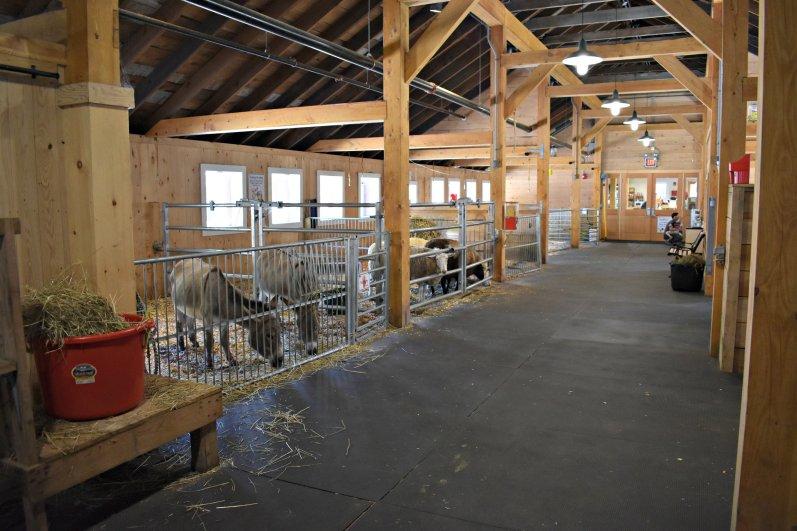 Retreat Farm- Children's Barn