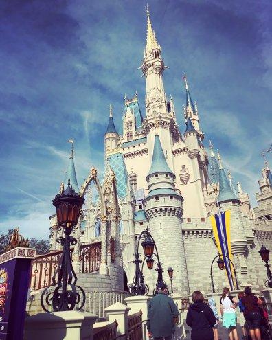 Magic Kingdom Castle