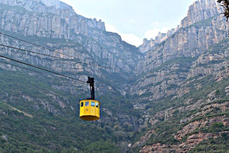 The Aeri to Montserrat