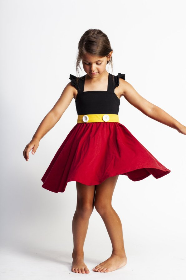 Mickey Mouse dress from Only Little Once