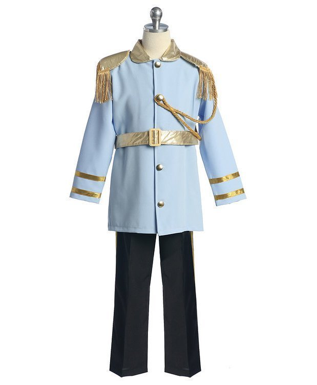 Prince Charming Costume from Mom Approved Costumes