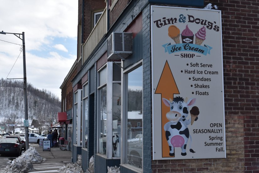 Tim & Doug's Ice Cream Shop