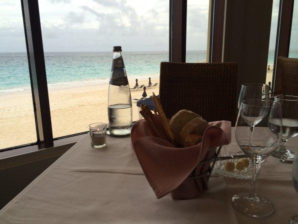 Cafe Lido at Elbow Beach