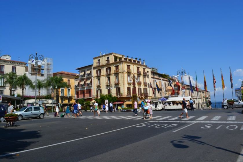 4 days in sorrento exploring the southwestern town