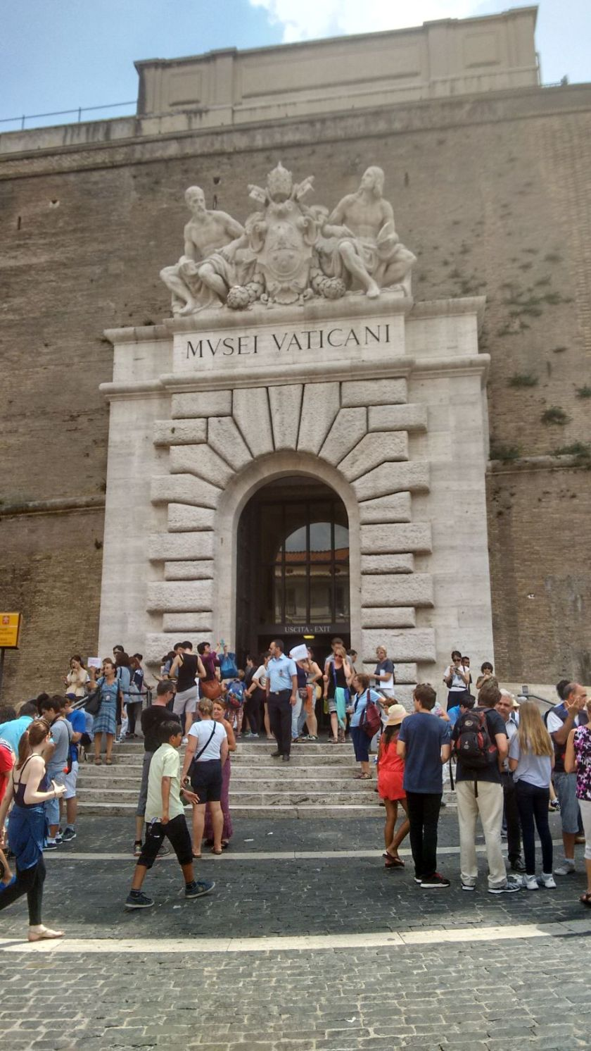 trip to the vatican city