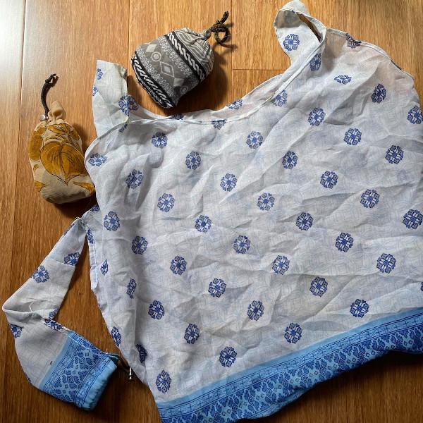 Recycled Sari Bags