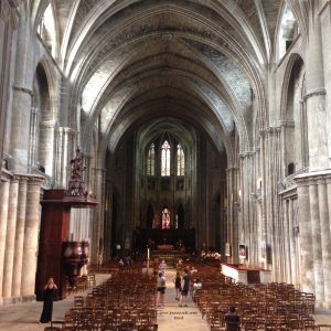 Cathedrale St Andre Bordeaux
