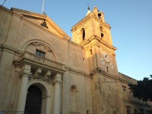 visit Malta - Church Valetta