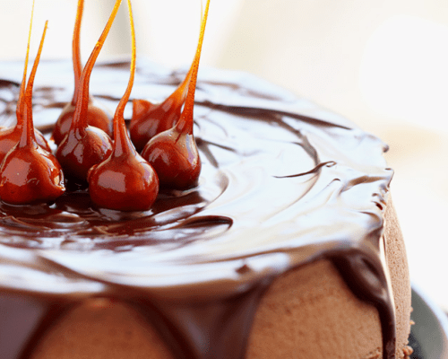 Italian Nutella Cheesecake
