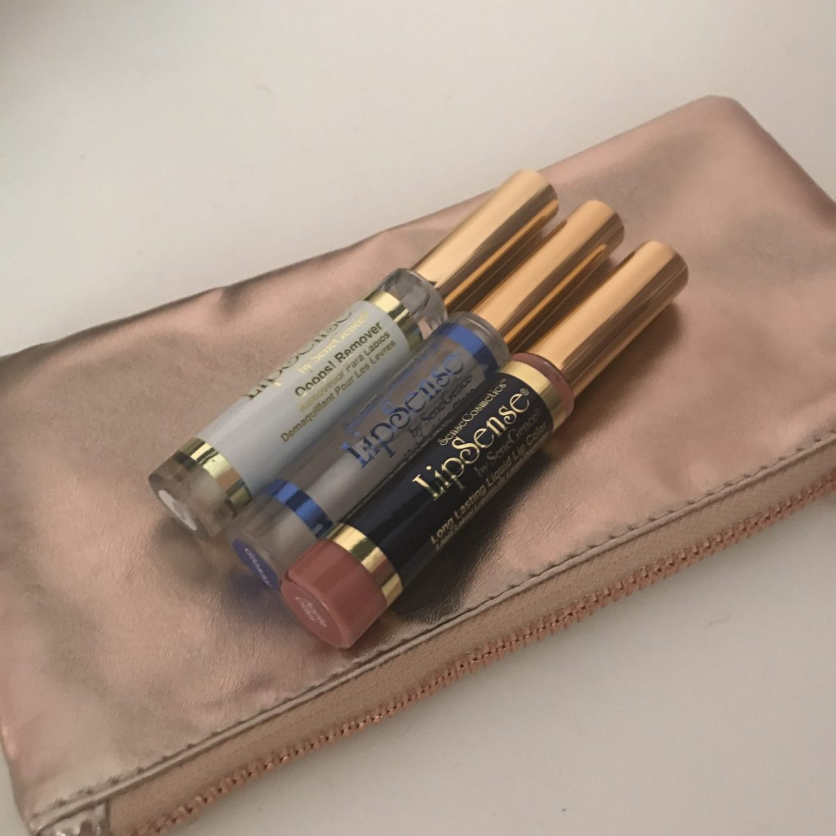C Loves: Lipsense Lipcolour