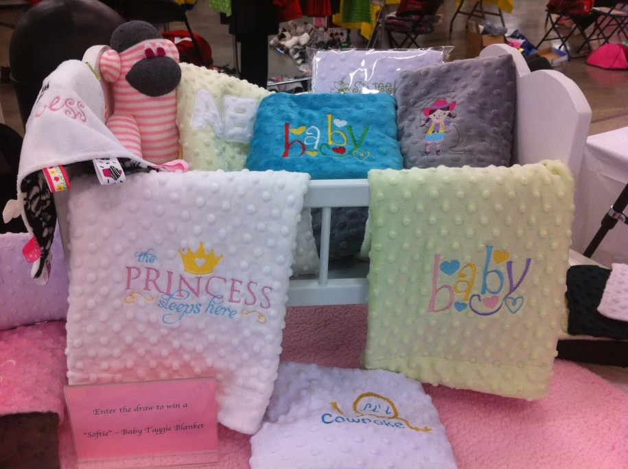Personalized Baby Blankets are The Perfect Touch (Canadian ...