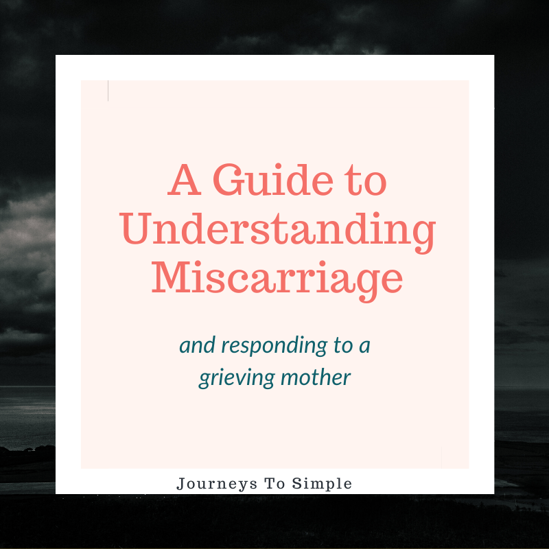 Understanding miscarriage and responding appropriately